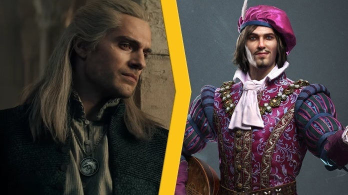 The-Witcher-Geralt-Jaskier-Dandelion