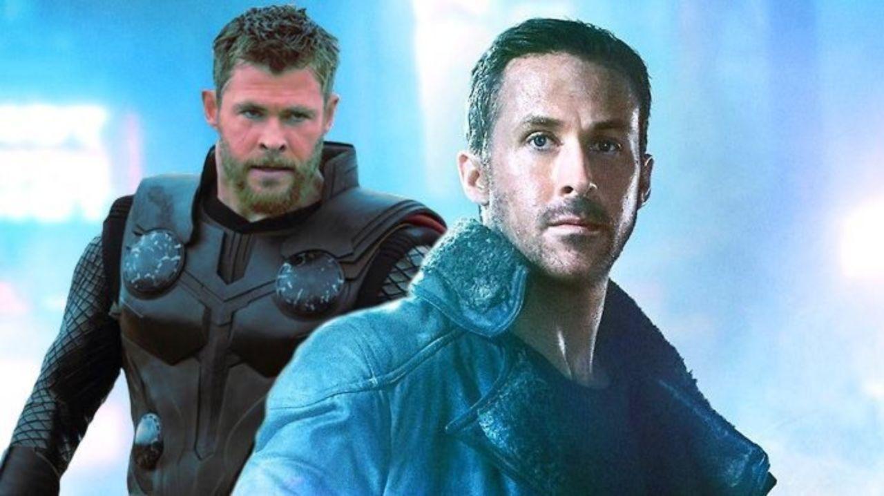 Thor: Love and Thunder Director Taika Waititi Meets With Ryan Gosling