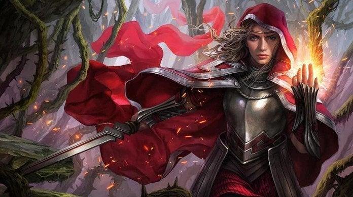 Throne of Eldraine Rowan