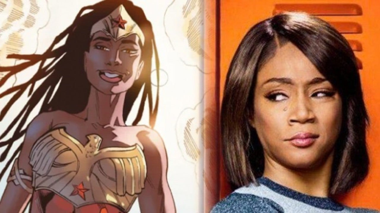 Tiffany Haddish Wants to Play Wonder Woman's Sister Nubia