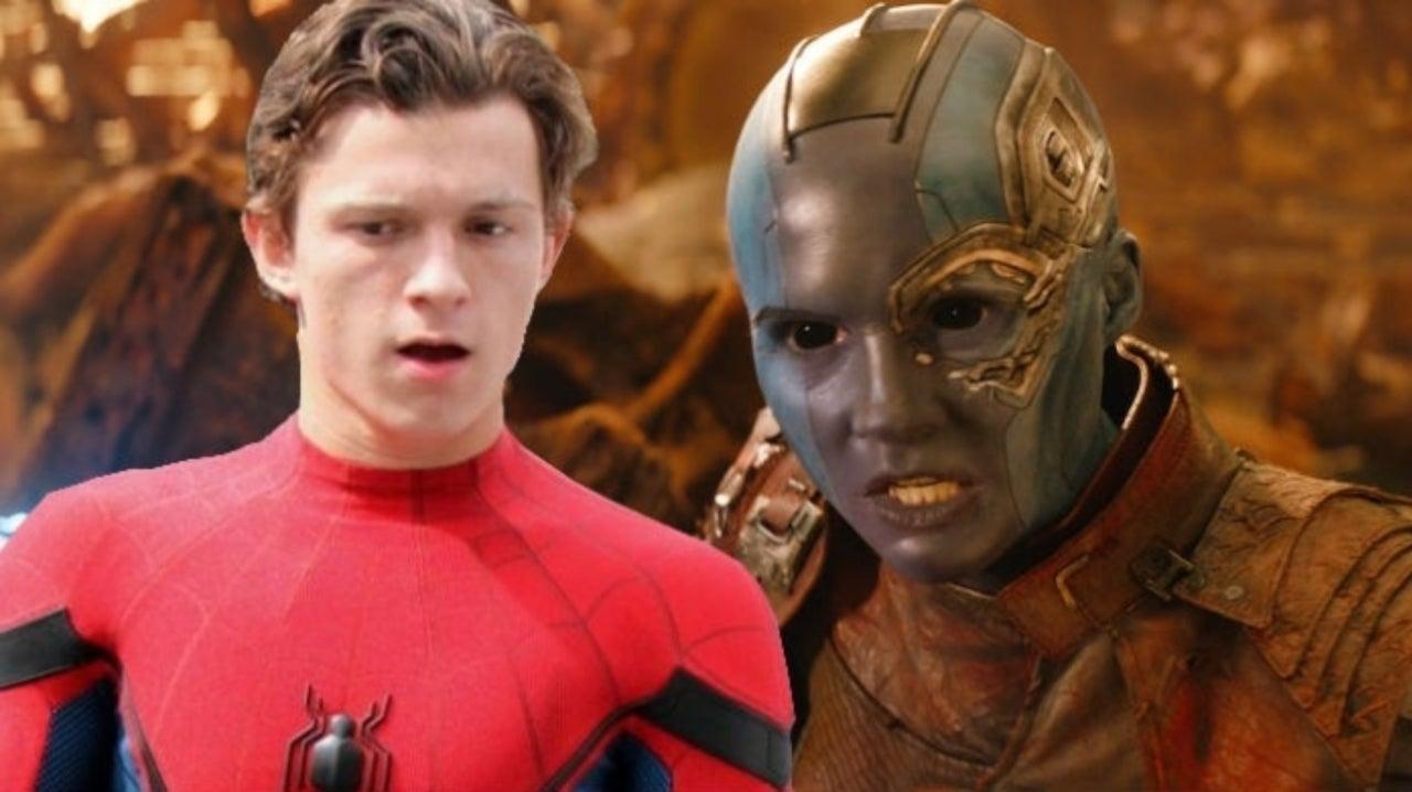 Avengers: Endgame Star Karen Gillan Posts Tom Holland Throwback After Spider-Man Split