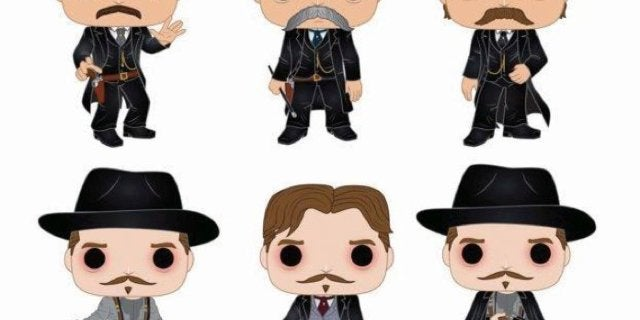 Funko's Tombstone Pop Figures Are All About Doc Holliday