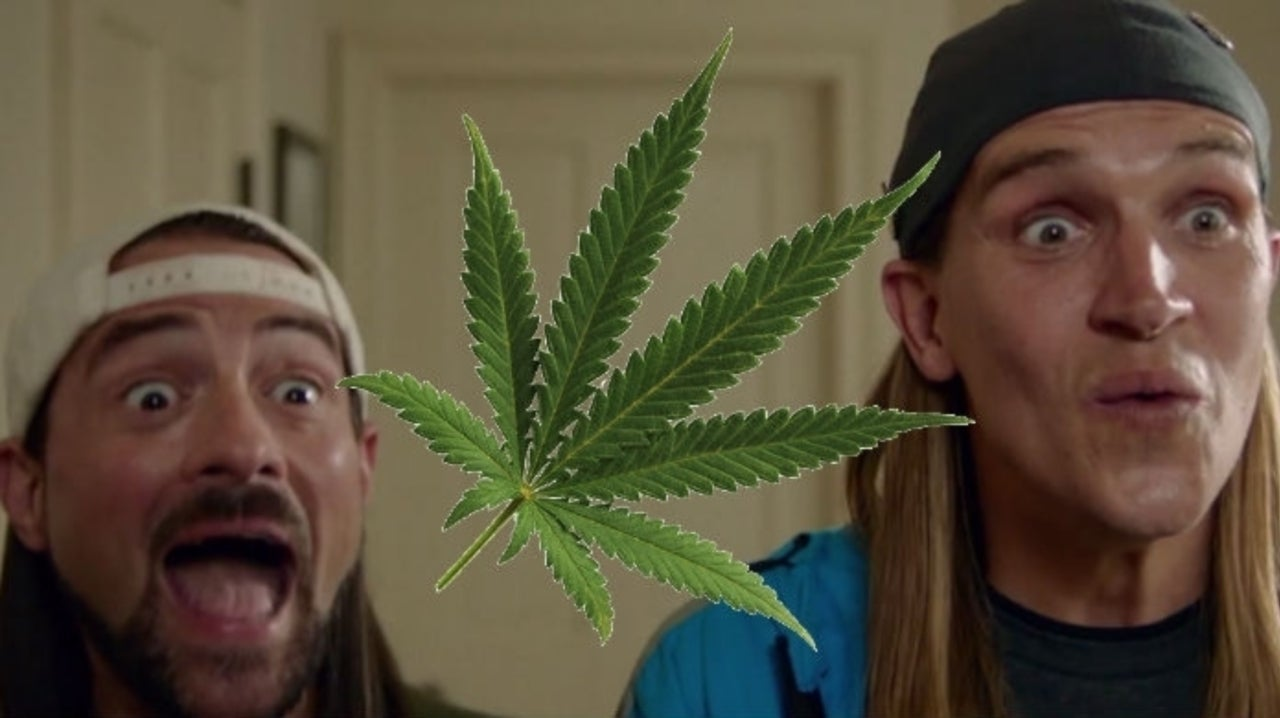 Kevin Smith Shares Tommy Chong's History With Jay and Silent Bob Reboot
