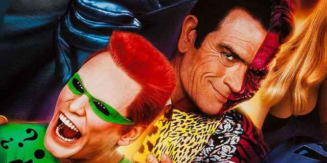 Tommy Lee Jones Was Mean to Jim Carrey on Batman Forever Set According to Schumacher