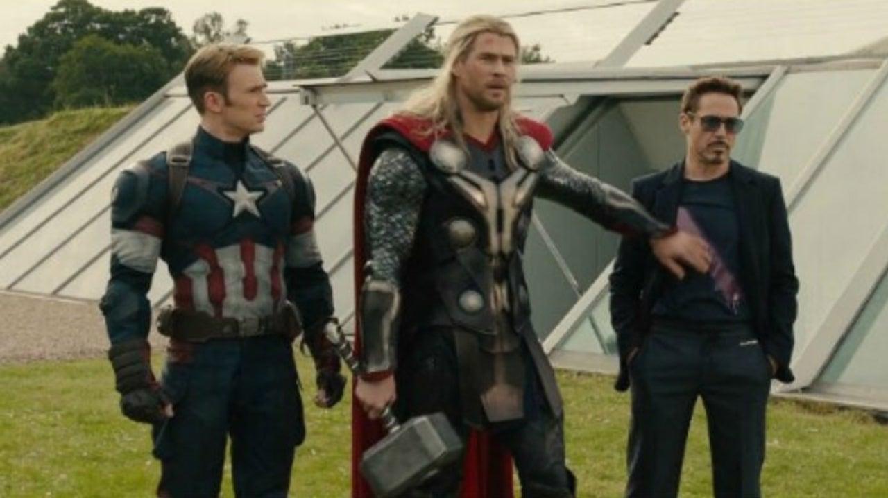 Avengers: Endgame Fan Showcases Captain America, Iron Man, and Thor's Legacies