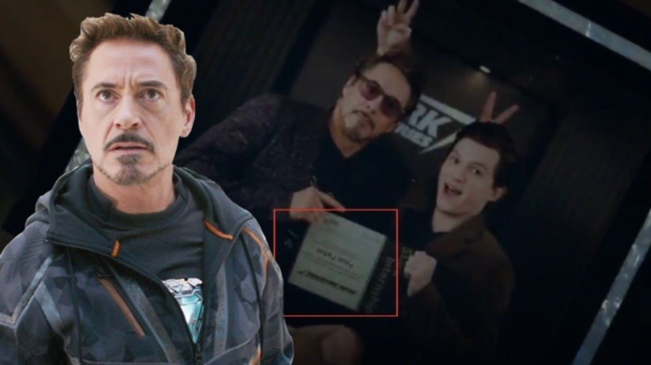 Avengers: Endgame Theory Argues That Peter Parker Helped Tony Stark Solve Time Travel
