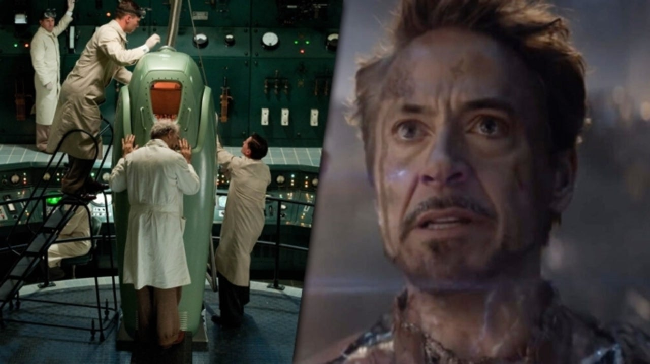 Viral Marvel Theory Suggests Tony Stark Was Given Super Soldier Serum