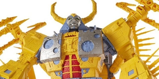 Hasbro Transformers Designer Explains How They Created Unicron