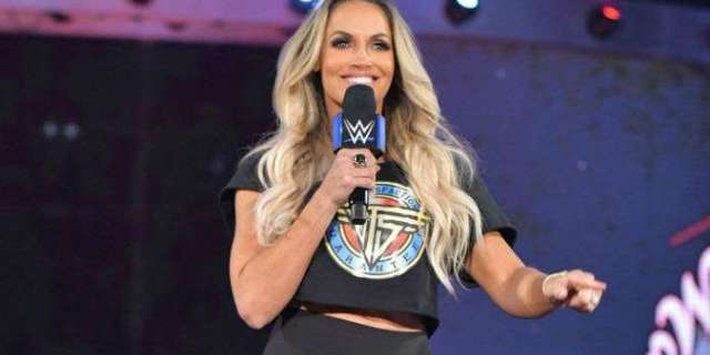 Watch: Trish Stratus Compares Her SummerSlam Match With Charlotte Flair to The Rock vs. Hulk Hogan