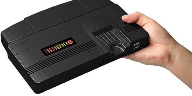TurboGrafx-16 mini Adds 7 Games, Reveals Full Lineup