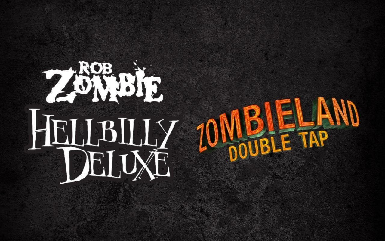 Zombieland and Rob Zombie Invade Universal Studios' Halloween Horror Nights