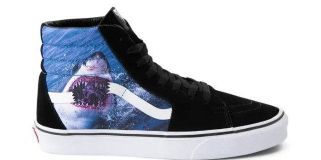 Vans Launches a Shark Week Sneaker Collection