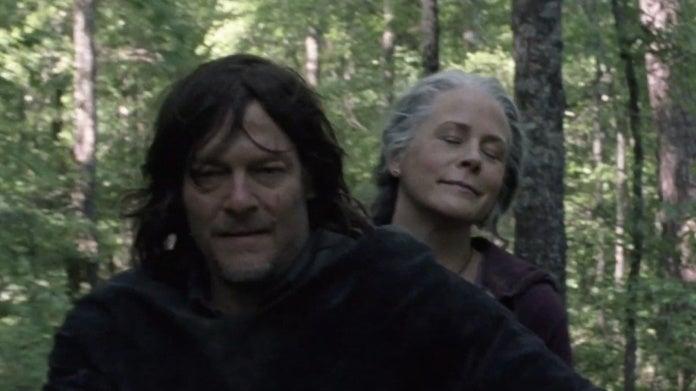 Walking Dead Daryl Carol