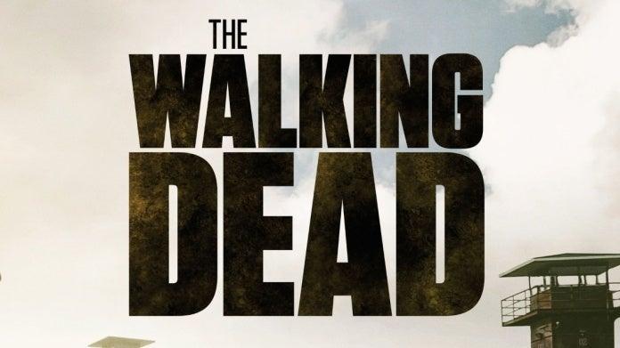 Walking Dead season 3 logo