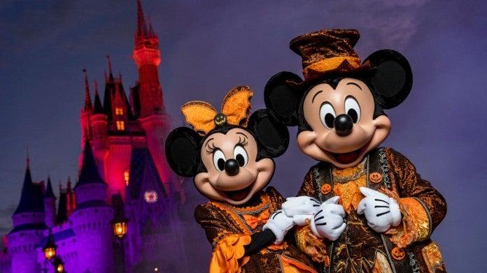 Walt Disney World Mickeys Not So Spooky