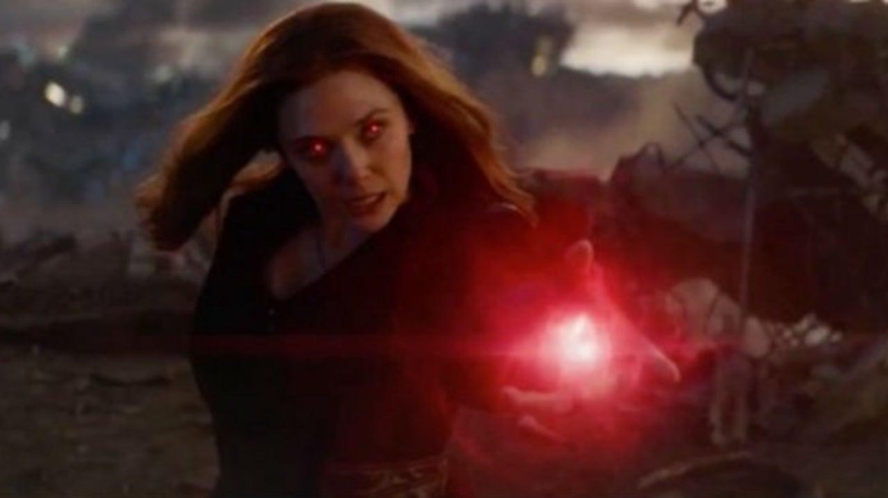 Elizabeth Olsen Reveals Her Favorite Marvel Studios Memory