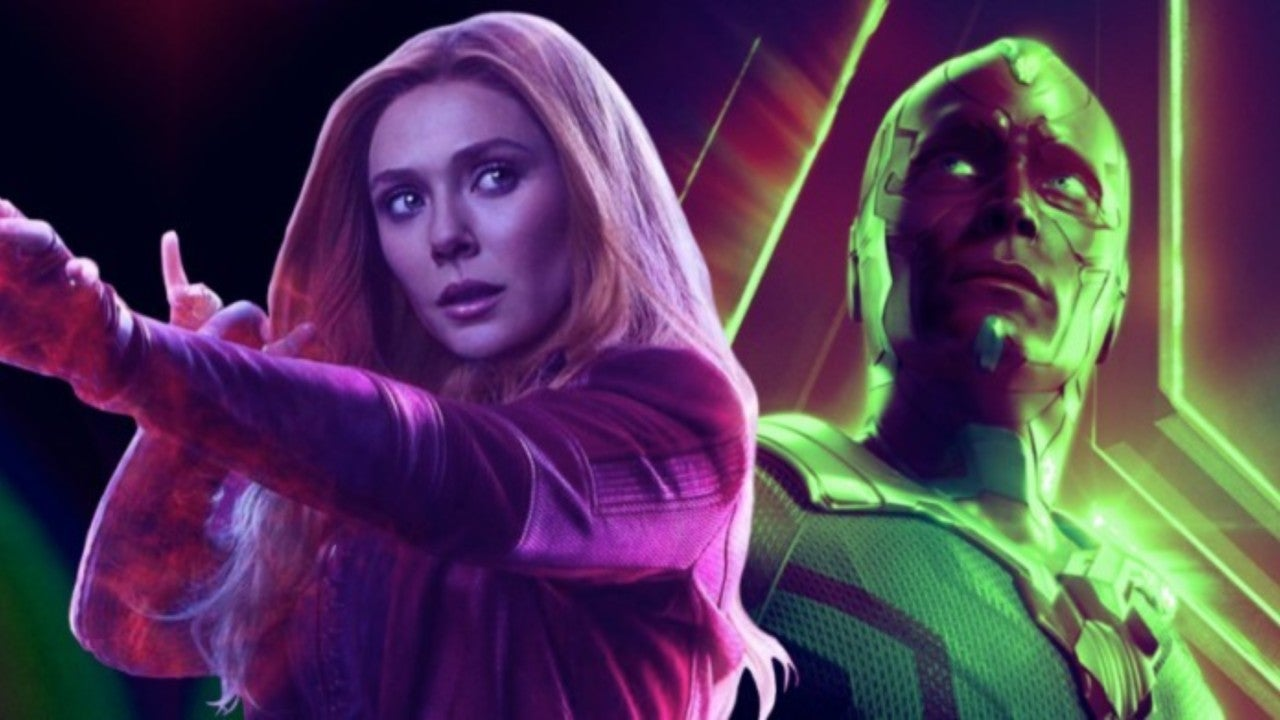 First Look at WandaVision Revealed at D23 Expo in New Poster