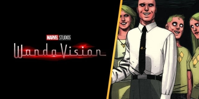 Vision Writer Tom King Promotes Marvel Studios' WandaVision Series