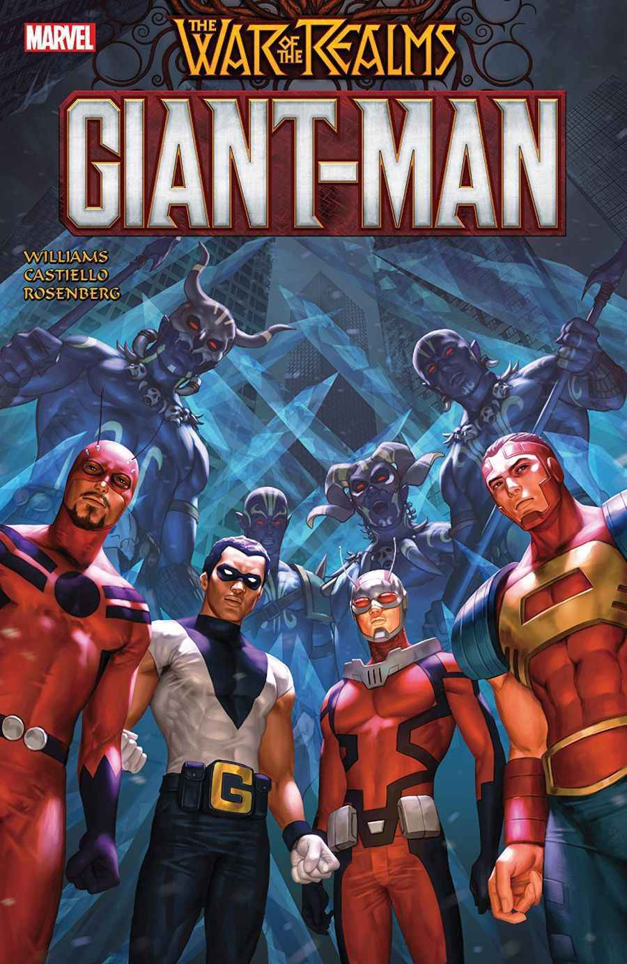 War of the Realms Giant-Man