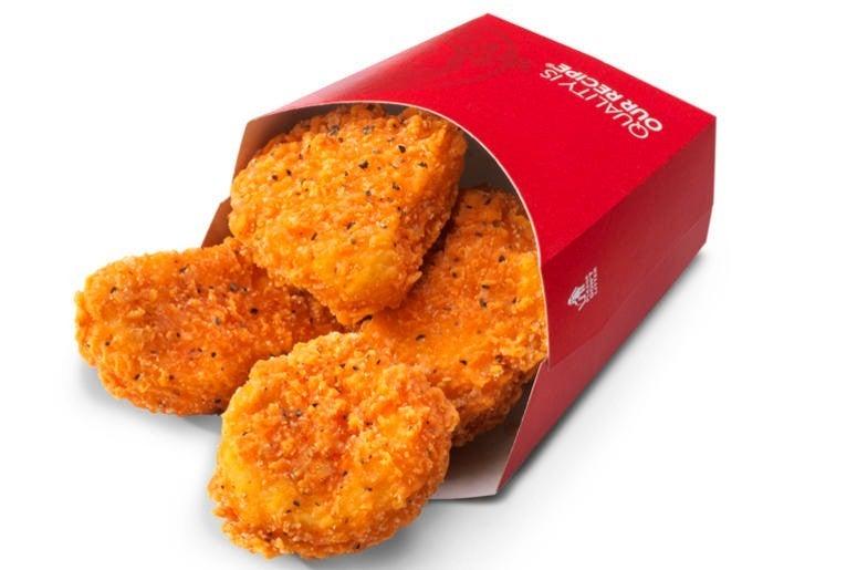 Wendy's Spicy Nuggets Return August 12