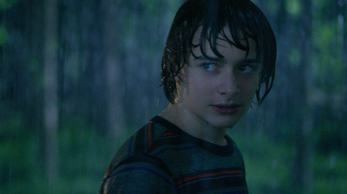will byers stranger things