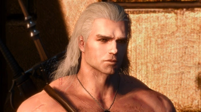 witcher 3 cavill mod cropped hed