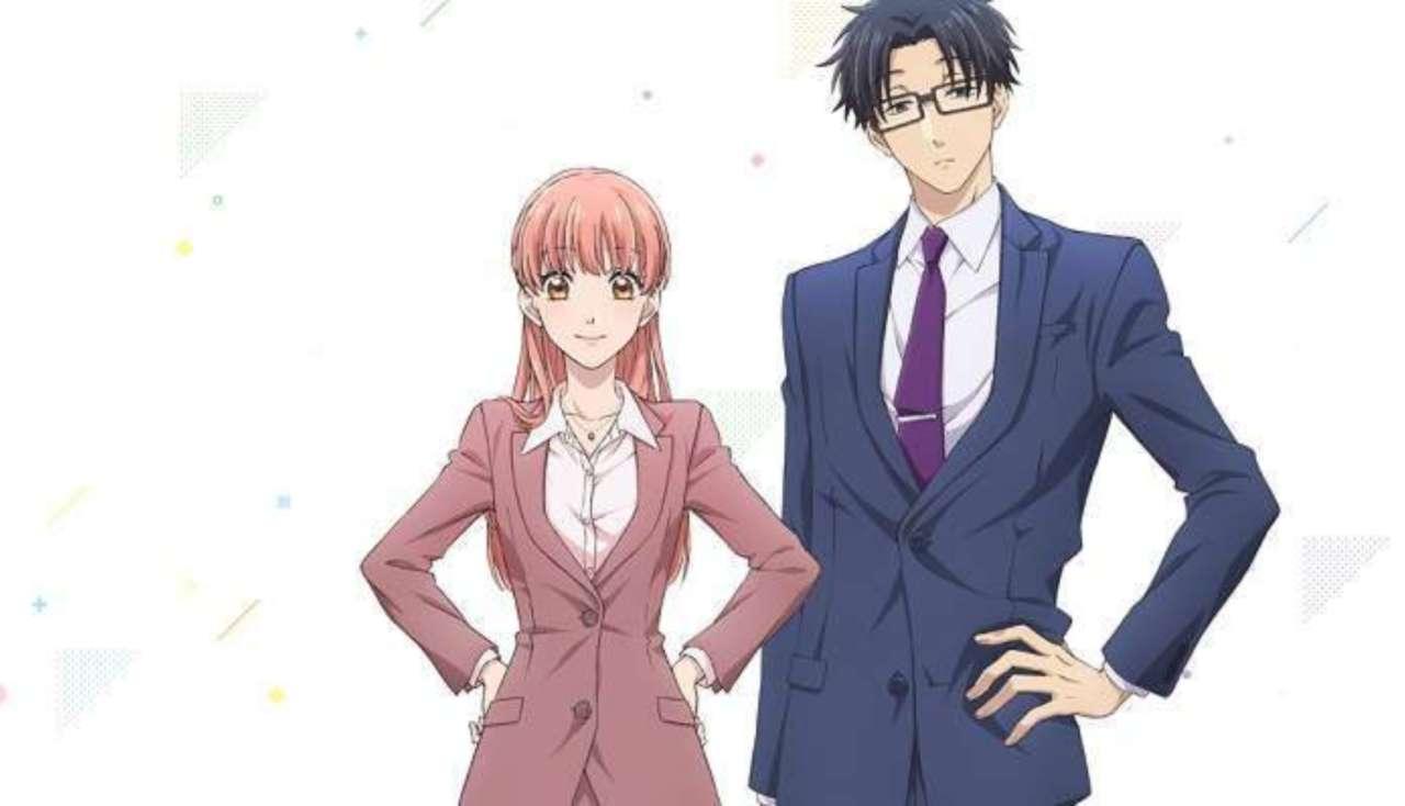Episode 1 wotakoi Wotakoi: Love