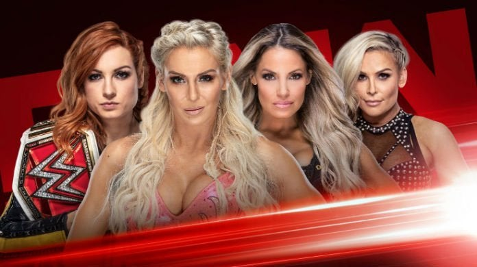 WWE-Raw-Becky-Charlotte-Trish-Stratus-Natalya