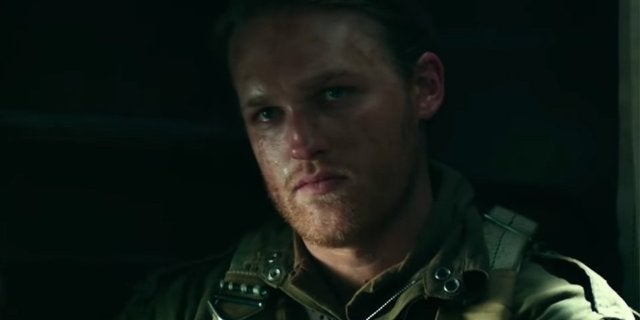 Wyatt Russell as US Agent in Falcon and the Winter Soldier
