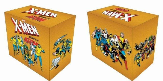 Save 30% on Marvel's Huge X-Men: Children of the Atom Box Set