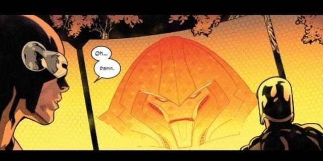 X-Men Powers of X Nimrod Origin