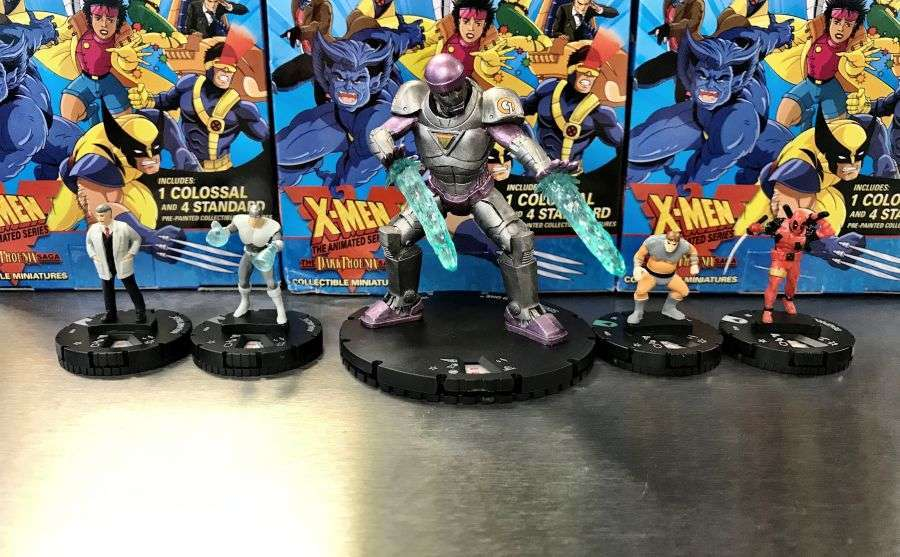X-Men The Animated Series HeroClix 05