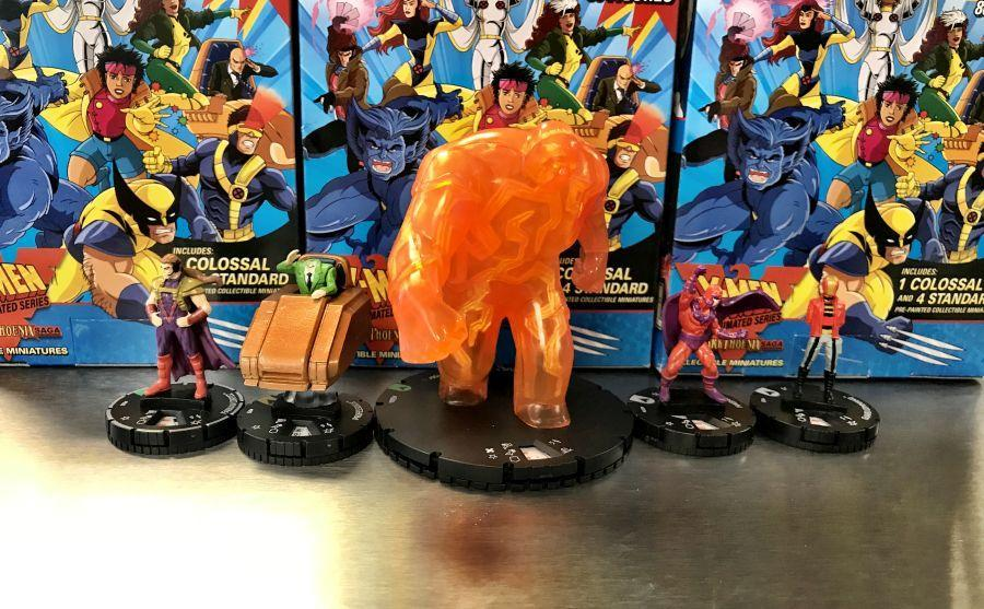 X-Men The Animated Series HeroClix 06