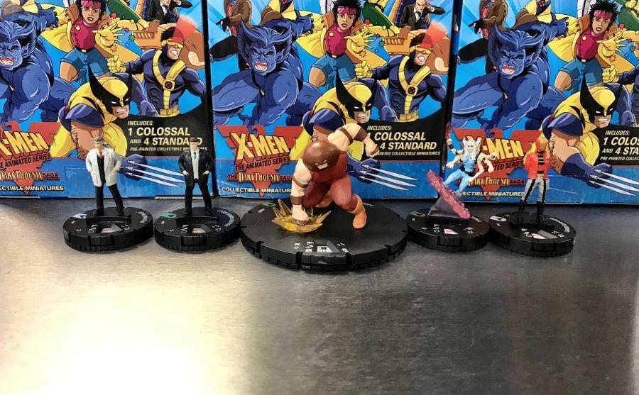 X-Men The Animated Series HeroClix 07