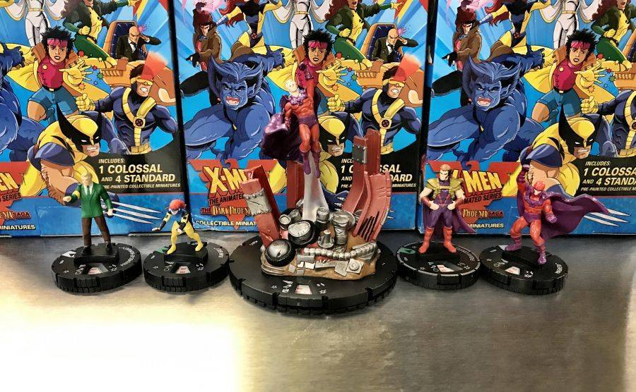 X-Men The Animated Series HeroClix 10