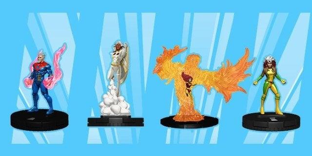 Heroclix X-Men Animated Series Dark Phoenix saga # G003 Nimrod