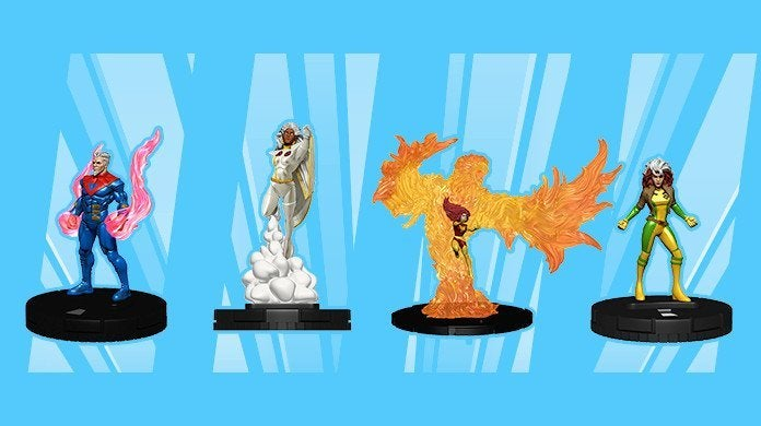 X-Men the Animated Series HeroClix