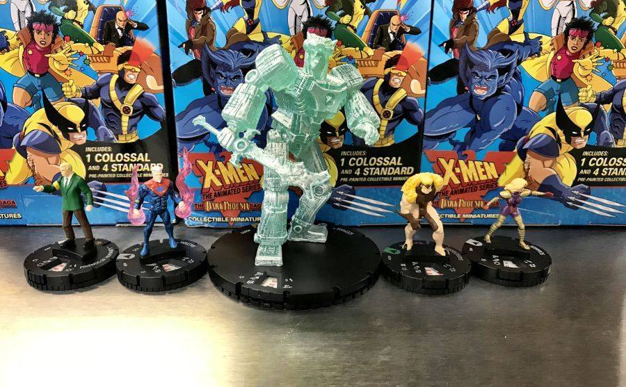 X-Men The Animated Series HeroClix 12