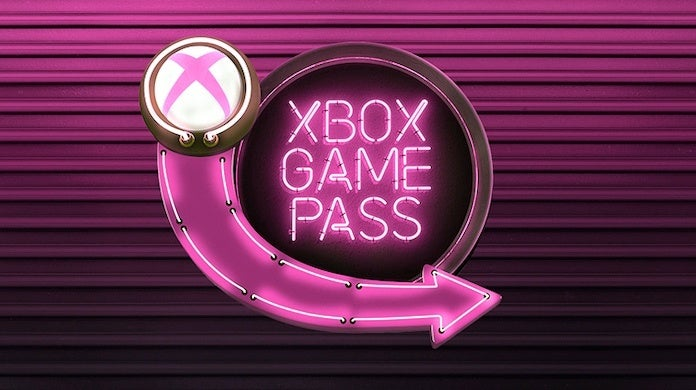 xbox game pass pink