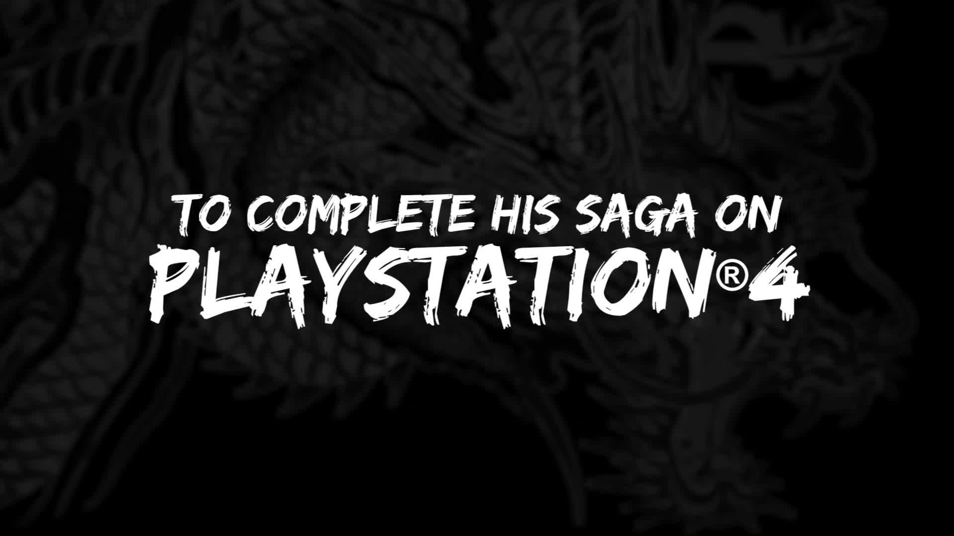 Yakuza Remastered Collection - Announcement Trailer [HD] screen capture