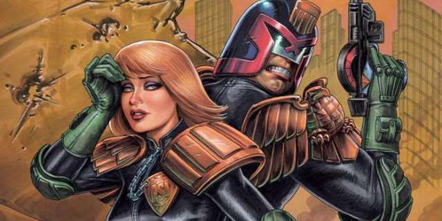 2000 AD Fall 2019 Preview - Cover