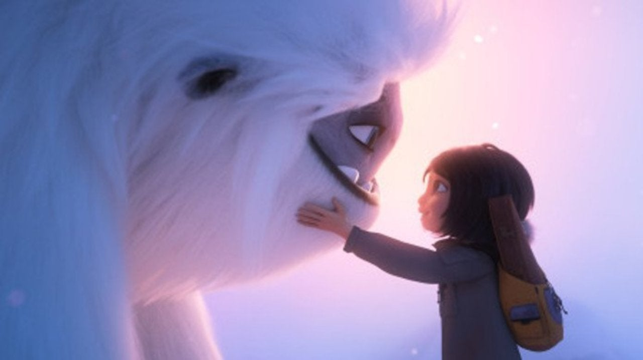 Abominable Opens to $20.8 Million at the Box Office