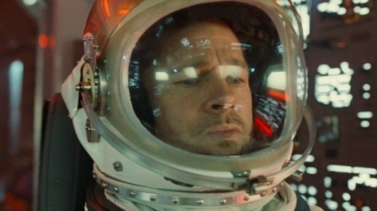 Knives Out Director Rian Johnson Recommends Brad Pitt's Ad Astra