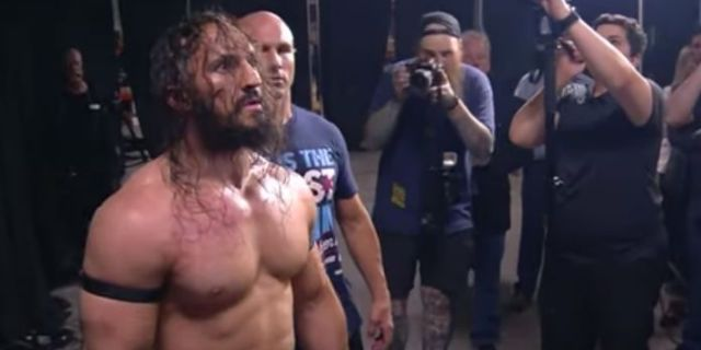 Watch: PAC Crashes Adam Page's Press Conference After AEW All Out, Reignites Their Feud