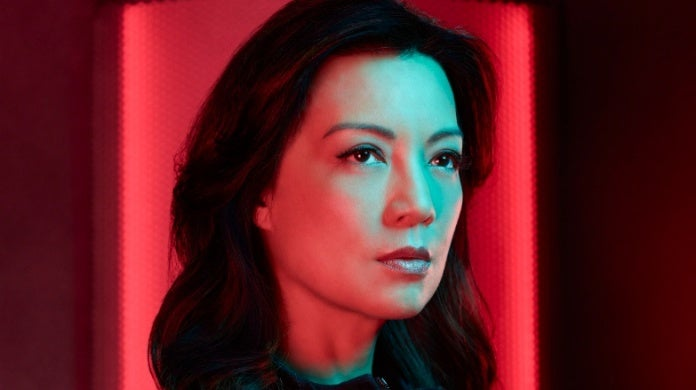 Agents of SHIELD Agent May Ming Na Wen