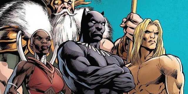 A Major Marvel Hero Returns in Black Panther Agents of Wakanda