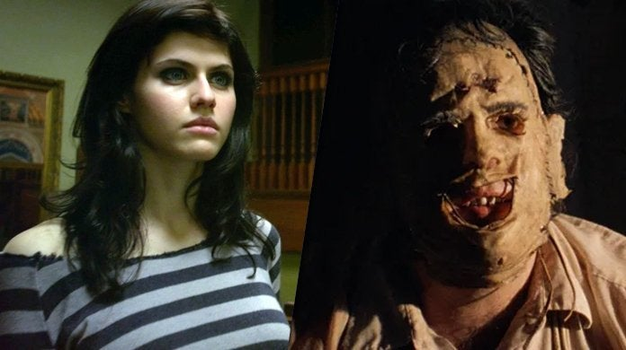 alexandra daddario texas chainsaw 3d leatherface age