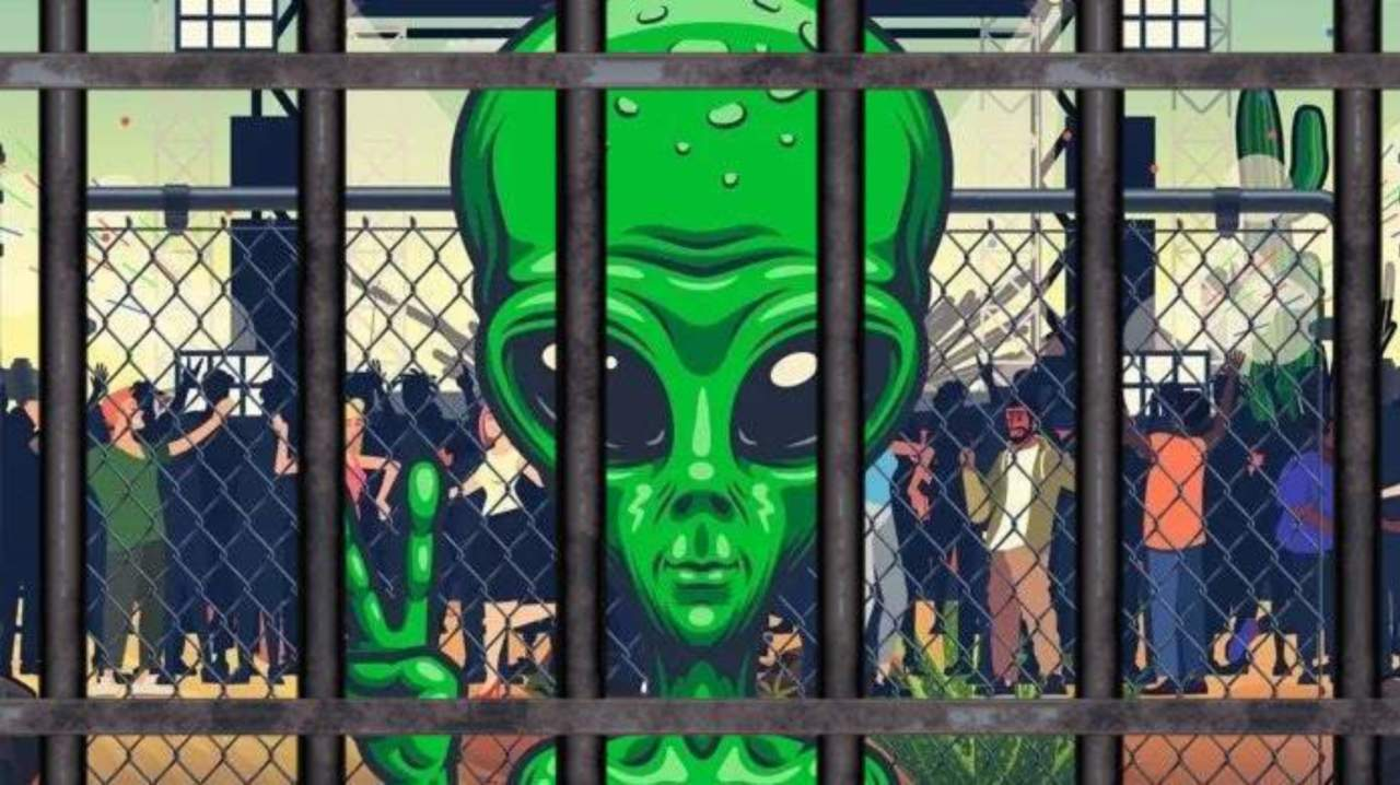 Area 51 Raid: Only Person to Actually Storm the Gate Was 60-Year-Old Woman