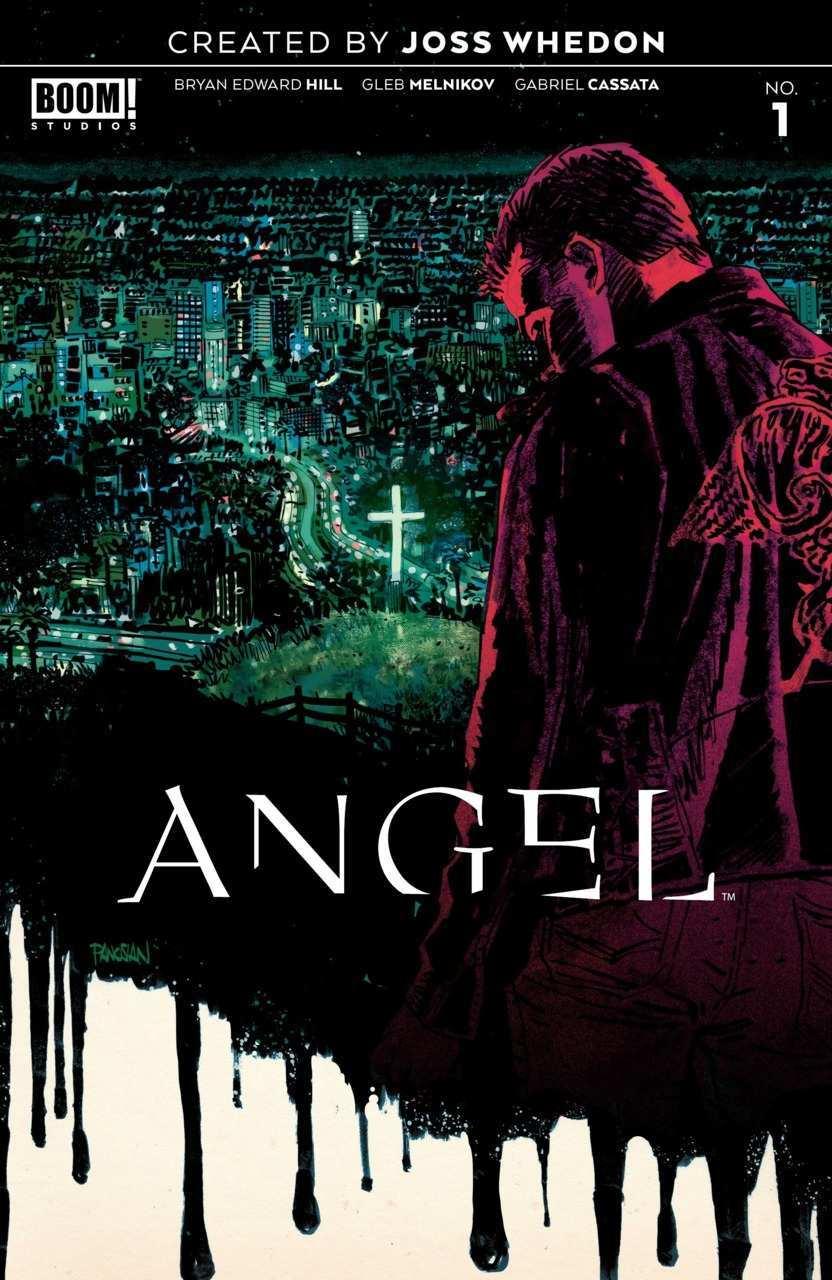 Angel Vol 1 Being Human