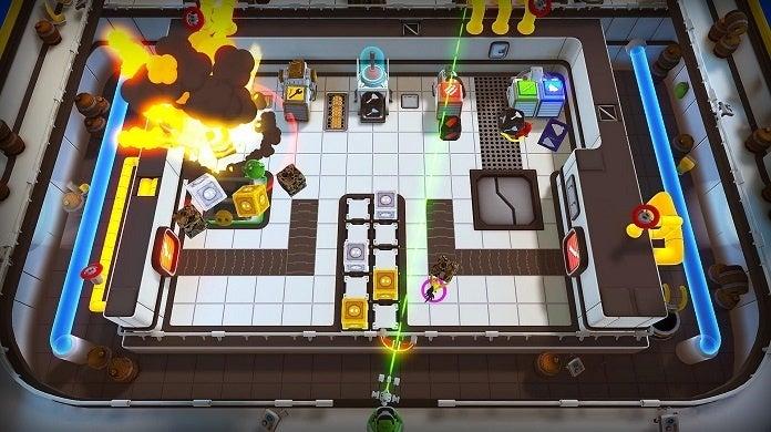 Angry Birds Movie 2 VR Under Pressure